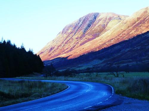 Glen Nevis, Scottish Highlands