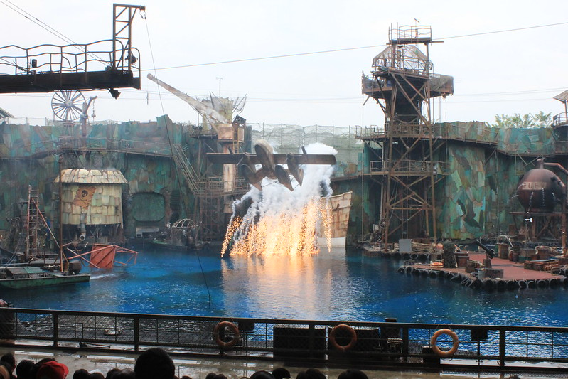 The Lost World - Universal Studios Singapore