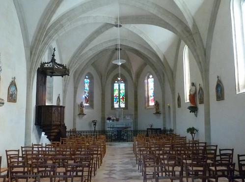 Armillac - L'Eglise Notre Dame 02