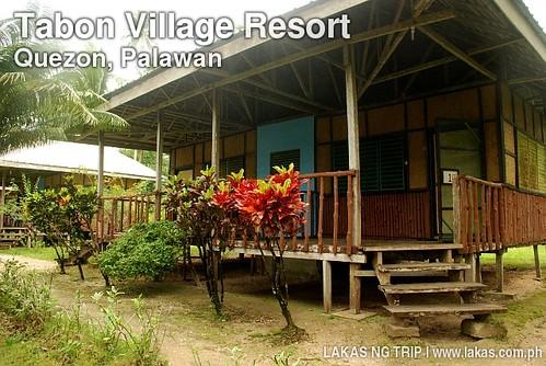 Rooms in Tabon Village Resort in Quezon, Palawan