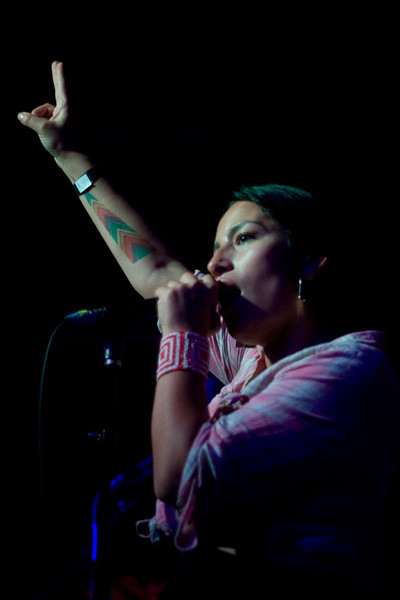 Ana Tijoux at Brick & Mortar Music Hall