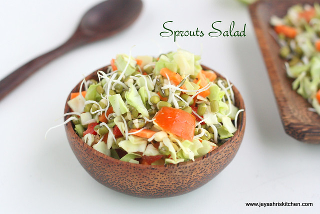 Sprouts salad 2