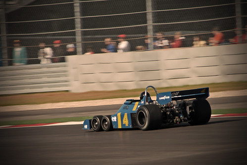 1976 Tyrrell Ford Cosworth P34