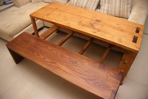 木工 板凳 20121124_2