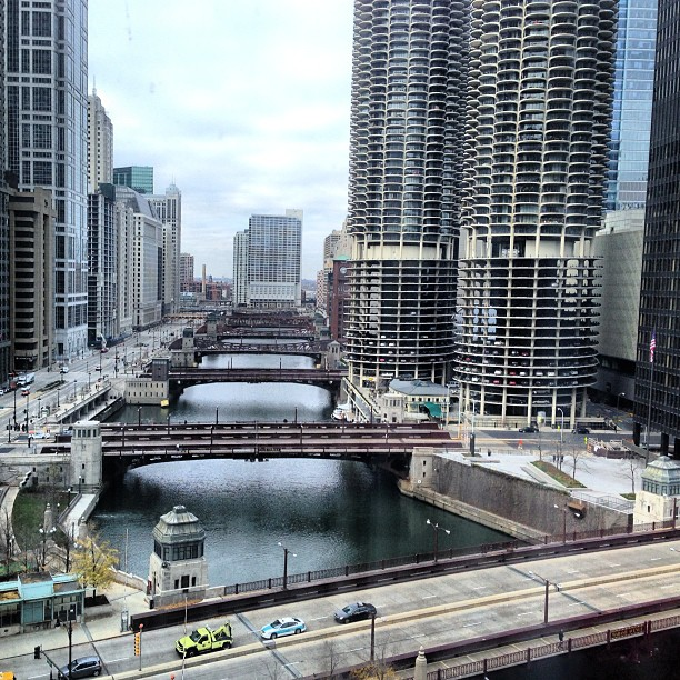 #chicago from room