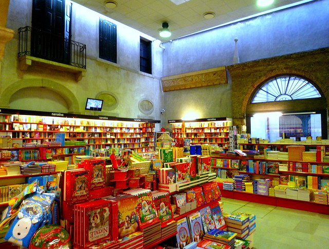 Un balcone sui baby libri....  (1°)
