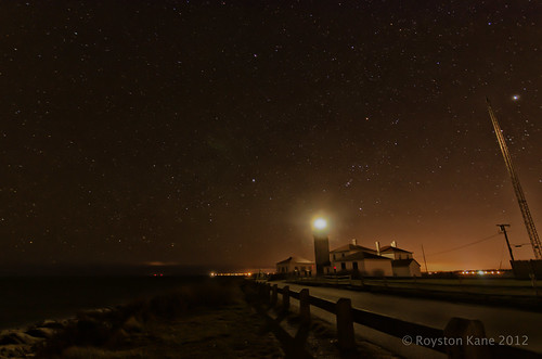 Orion over Beavertail by Royston_Kane