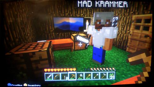 MinecraftArmoredKram