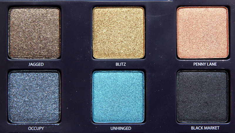 Urban Decay Vice palette6