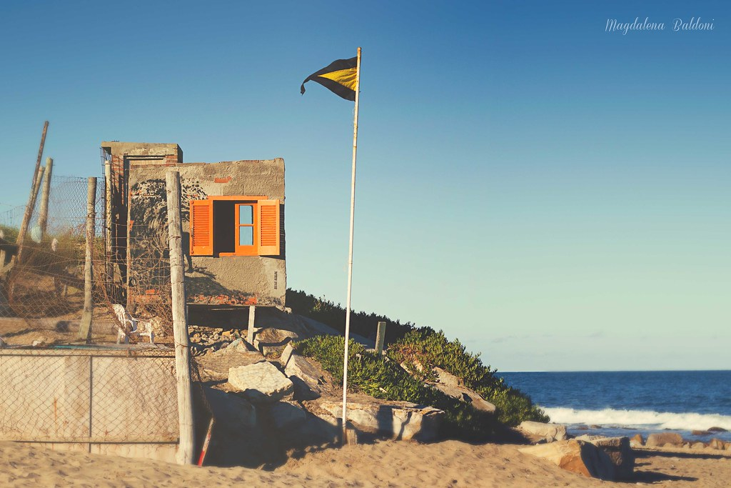 Ventana de playa