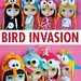 *jaszmade Bird Invasion