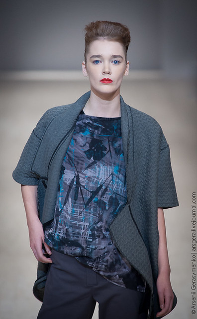 Ukrainian Fashion Week SS13: Bobkova