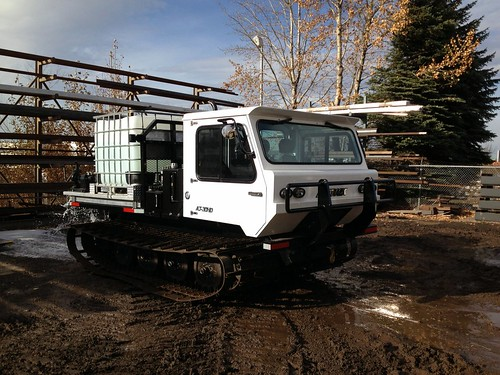 All Track AT-30HD Tracked Carrier