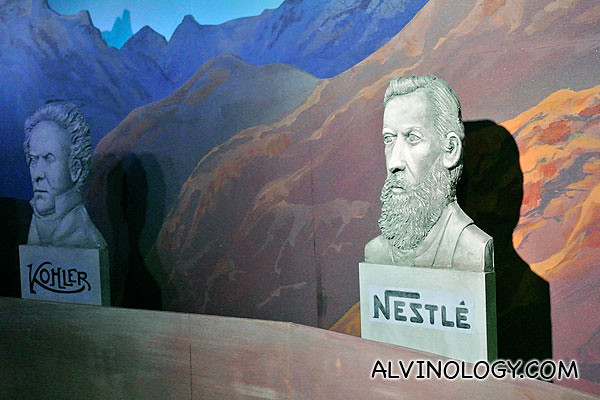 Mr Henri Nestle