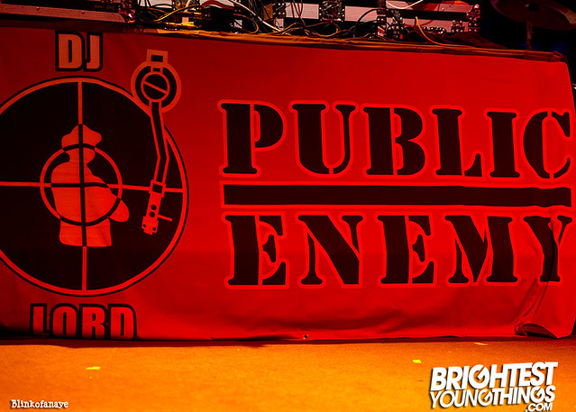 Public Enemy @ 930