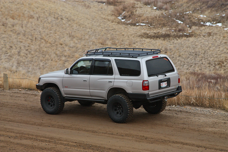3rd Gen 4 Runner Roof Rack Mounting Question Expedition