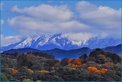 Mt. Ishizuchi by T.takako