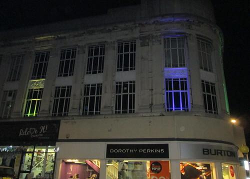 Burton's, Kirkcaldy, Dec 2012
