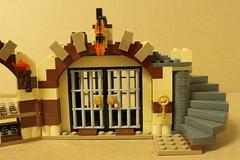 LEGO The Hobbit Barrel Escape (79004)