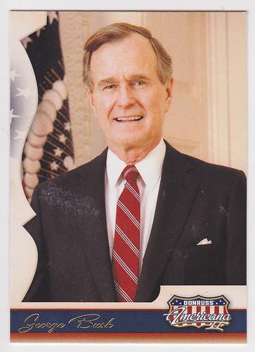 George Bush Front