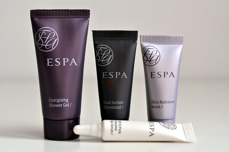 espa bath oil collection gift set 3