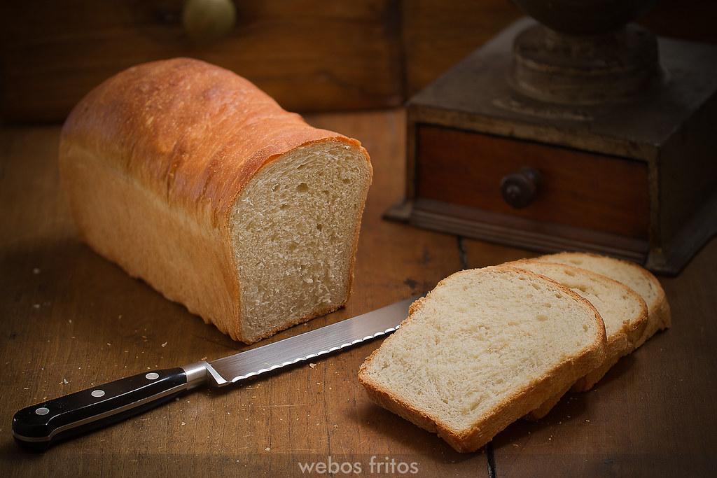 Pan de molde de Francisco Tejero