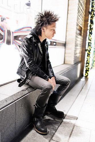 Punk Guy, Harajuku