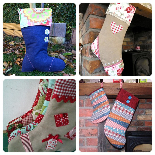 Kids Christmas Stocking Workshop Dec12