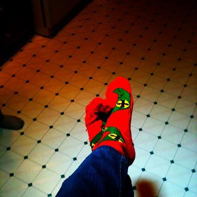 Jingle Socks