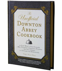 image of Downton Abbey cookbook