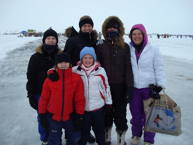 Brainerd Ice Fishing Extravaganza