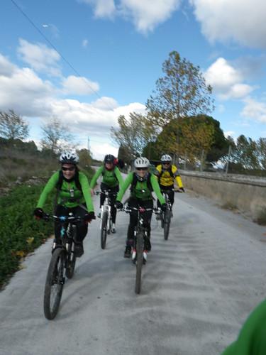 Entrevista a SW Bicycles, sección femenina de Bicycles Club MTB