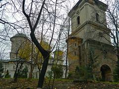 Radu Vodă (former) Monastery, Bucharest
