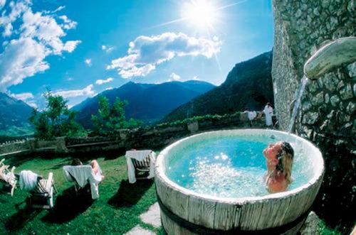 Valtellina - Bormio bagni vecchi