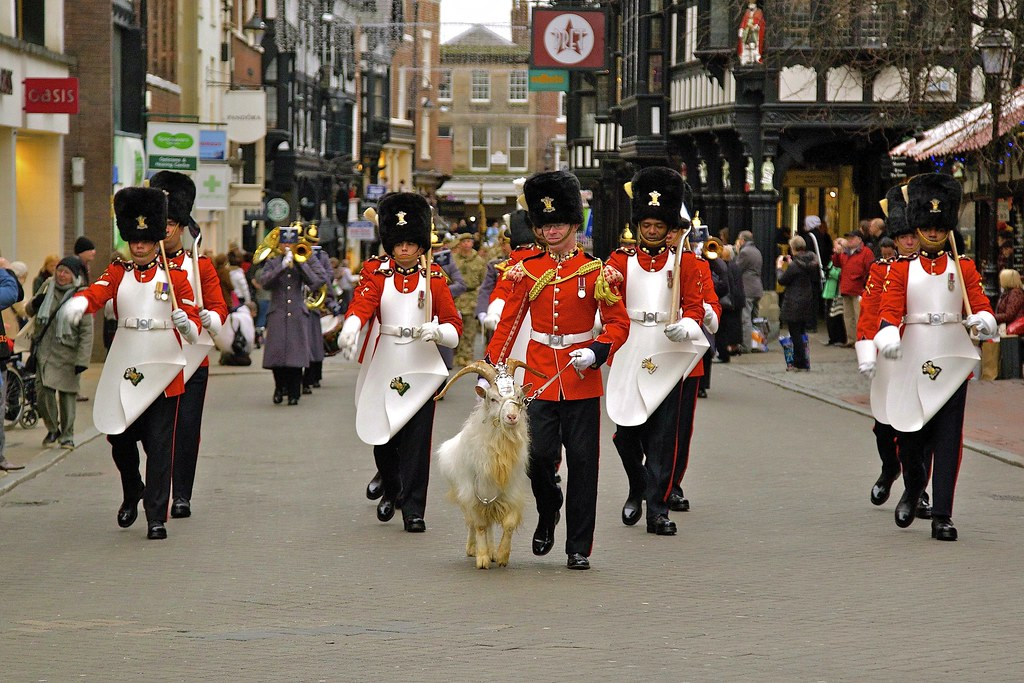 Royal Welsh Homecoming