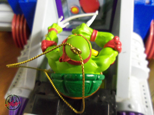 "AMERICAN GREETINGS :: TEENAGE MUTANT NINJA TURTLES - ""RAPHAEL"" Ornament vii (( 2012 ))"