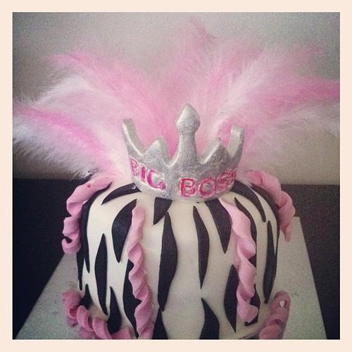 #zebracake3 by l'atelier de ronitte