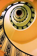 boston beacon hill spiral staircase