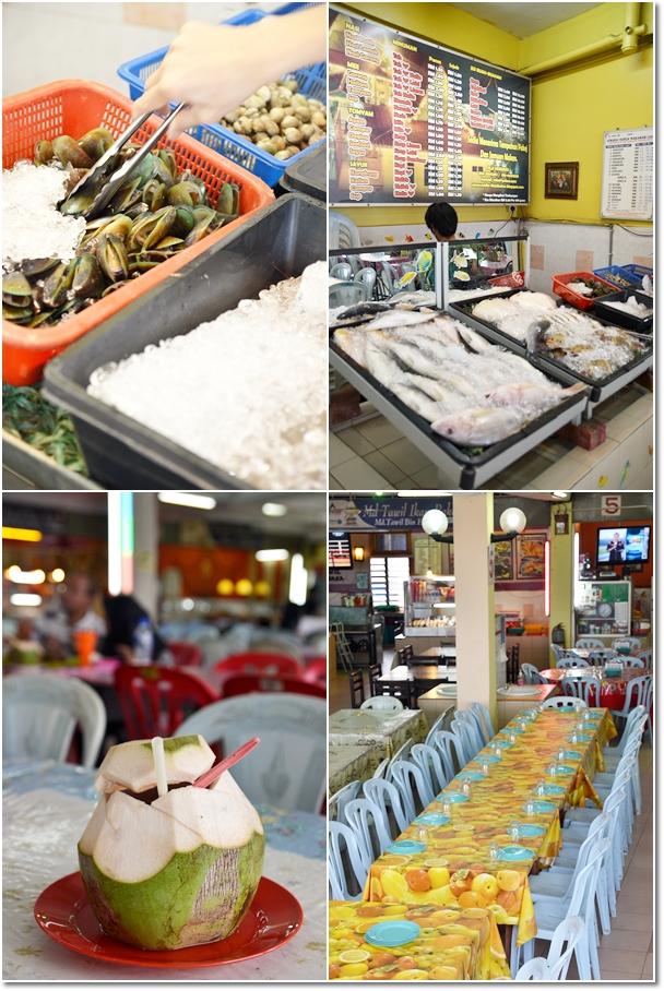 Fresh Seafood @ Medan Ikan Bakar Umbai