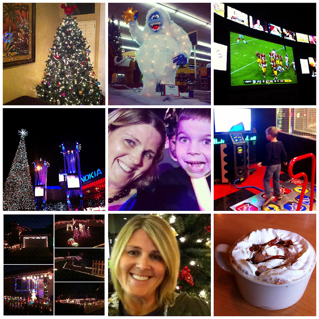 A Week of Instagrams 12-2 to 12-7-12