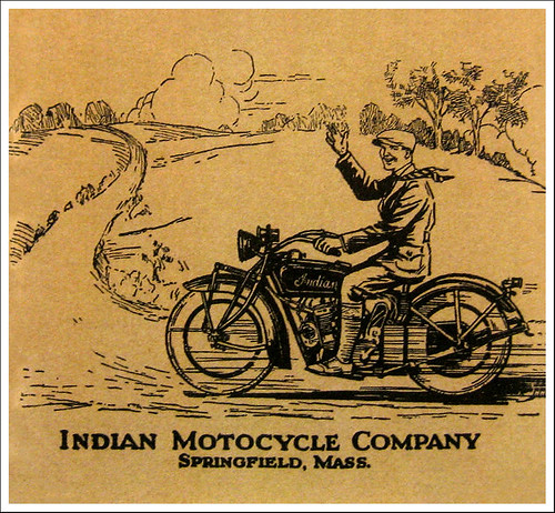 1927 Indian Motorcycles by bullittmcqueen