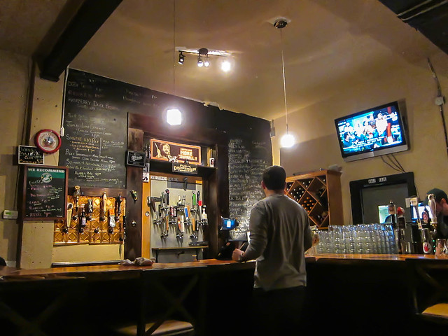 The Petrol Station - At the Bar
