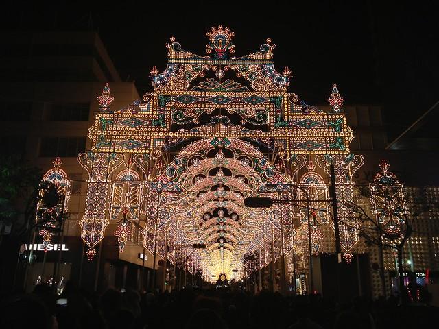 Kobe Luminarie (La Luce di KIZUNA)