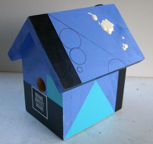Birdhouse 1 4