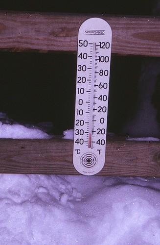 December in Wisconsin