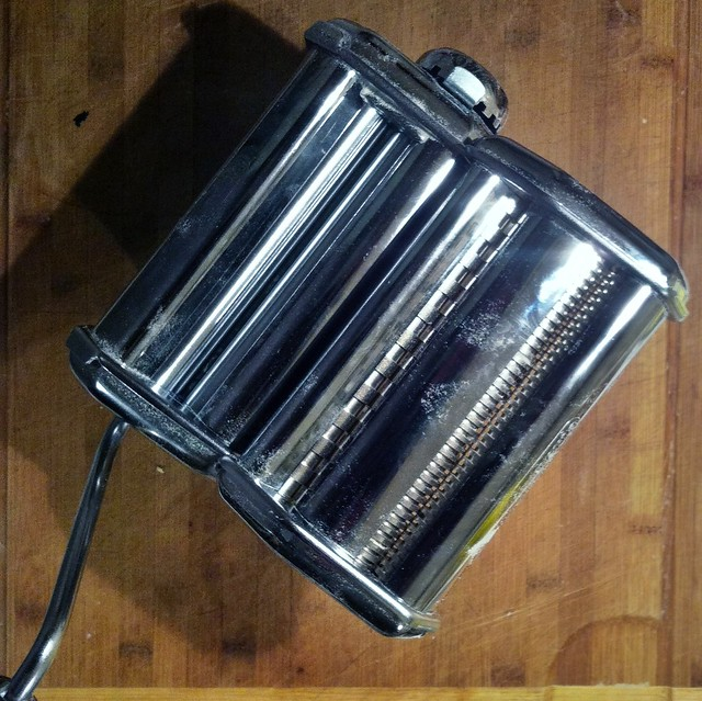 Product Review: Imperia Pasta Machine December