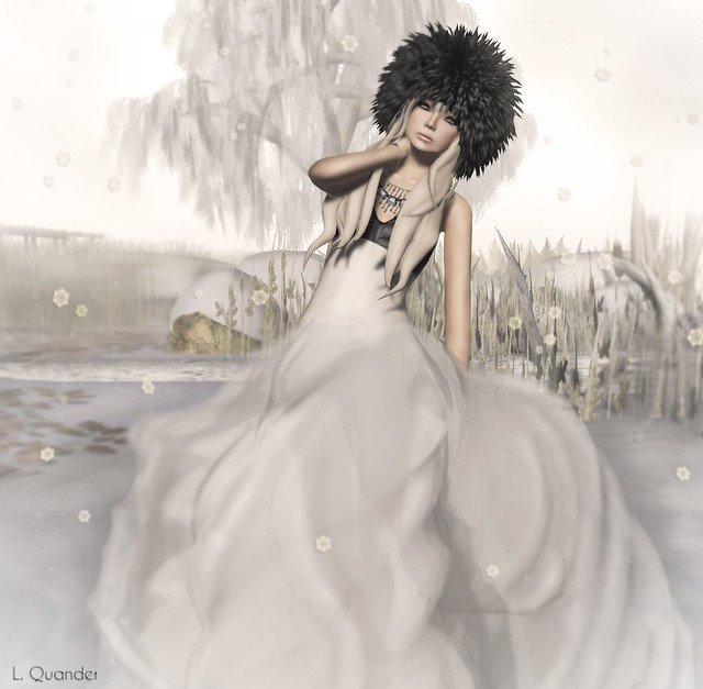 *LpD* - *Snow* Dress Exclusive for Kv