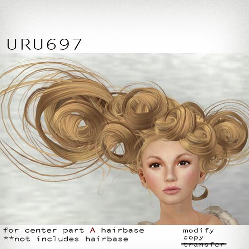 booN URU697 hair