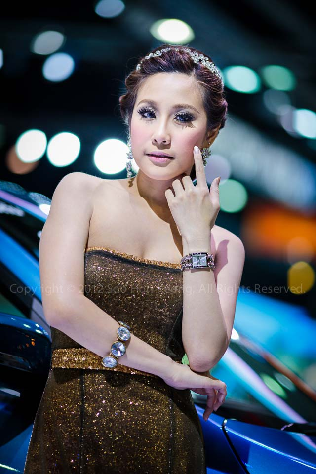 Portrait of Thailand International Motor Expo 2012