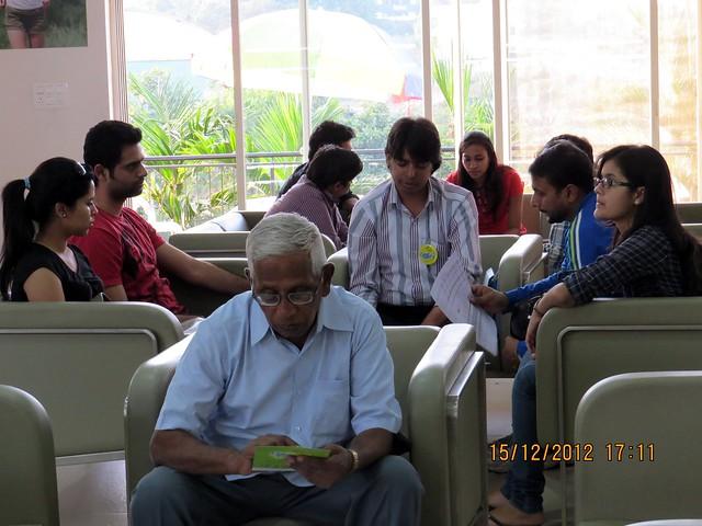 Good Response - Mont Vert Vesta, Urawade Pirangut, Goan Fiesta 15th & 16th December 2012